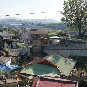 광양 태인동 마을