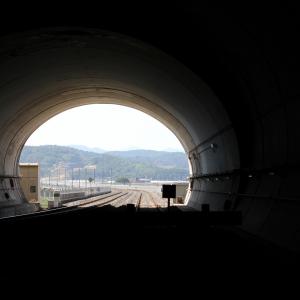 광양 석정터널